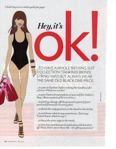 Glamour Magazine June 2009