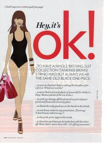 Glamour Magazine June 2009