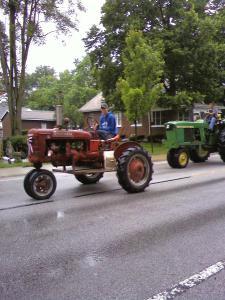 Bonus pics with extra tractor!